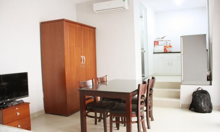 Nice Studio Serviced Apartment For Rent  - District 1, HCM City