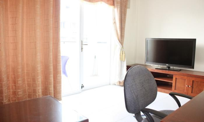 Beautiful Designed Serviced Apartment For Rent - Dist 1 - HCM city