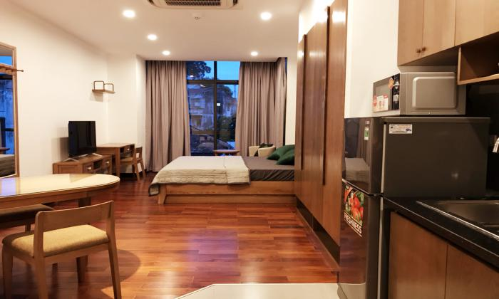 ABRICK Serviced Apartment For Rent in Thach Thi Thanh St District 1 HCM City