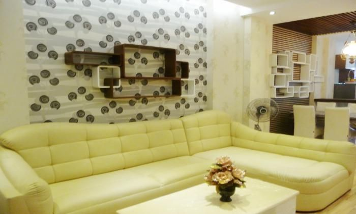 Amazing Two-Beds Serviced Apartment For Rent in District 1, HCMC
