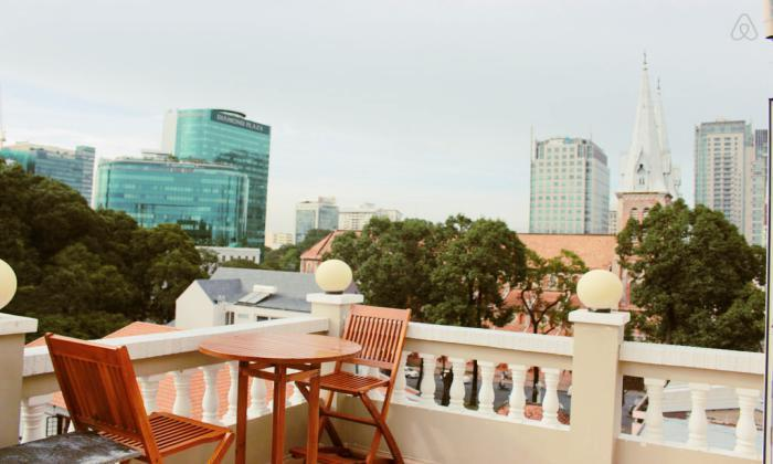 Serviced Apartment For Rent In Great Location, Dist 1, HCMC, Viet Nam