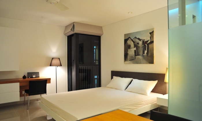 Amazing Studio Serviced For Rent Apartment In Center, HCMC