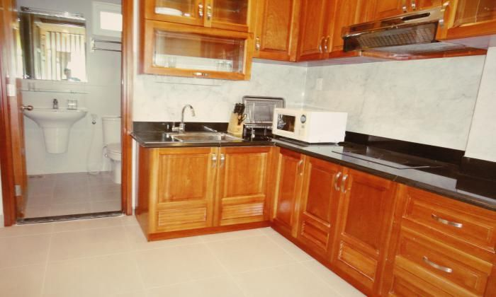 Studio Serviced Apartment For Rent Near The Zoo, Dist 1 HCM City