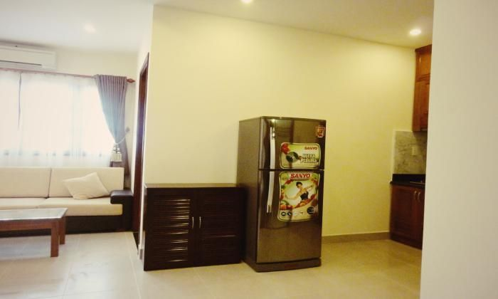 Central Serviced Apartment For Rent, District 1, Ho Chi Minh City