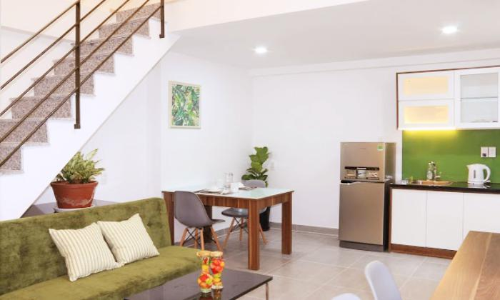 Nice One Bedroom Loft Apartment in Dinh Tien Hoang Street District 1 HCMC