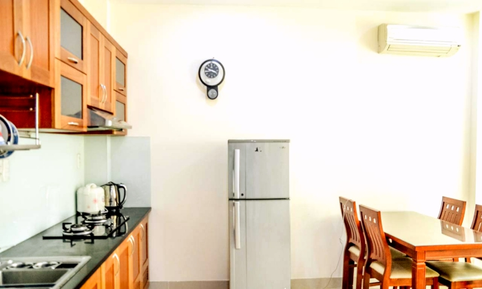 Two Bedrooms Beautiful Designed Serviced Apartment For Rent Dist 1 HCM