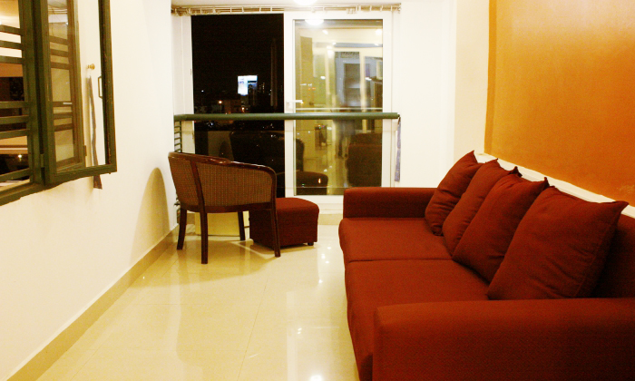 Nice Serviced Apartment For Rent in District 1, Ho Chi Minh City