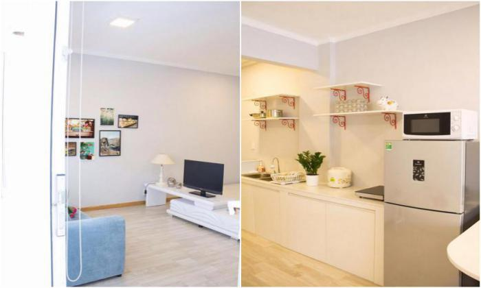 Cute Studio Apartment on Pasteur Street, District 1, HCM City