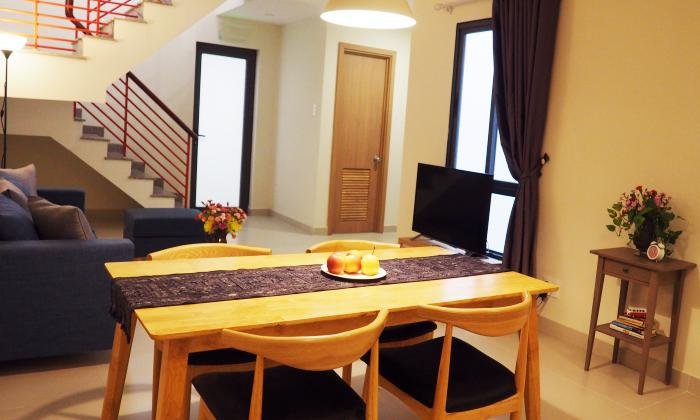 Two Bedroom Duplex Apartment in Nguyen Trai Street District 1 Ho Chi Minh City