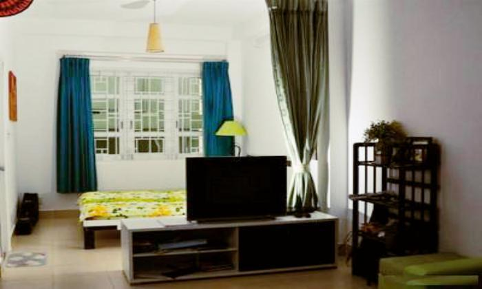 Serviced Apartment For Rent - Le Thi Rieng Street, Dist 1 HCMC