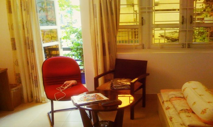 Nice Studio Apartment For Rent - Le Thi Rieng Street, HCMC