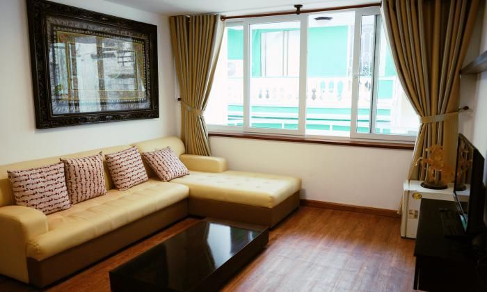 Beautifully Serviced Apartment For Rent , District 1, HCMC