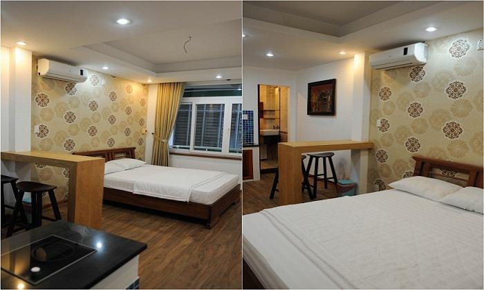 BeautifullyStudio Apartment For Rent - Near Ben Thanh Maket HCMC