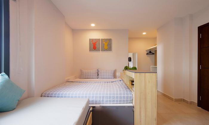 Cute Studio Babylon Garden Serviced For Rent in District 1 Ho Chi Minh City