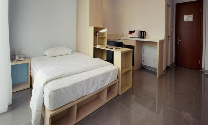 Style Studio Serviced Apartment For Rent In District 1 HCMC
