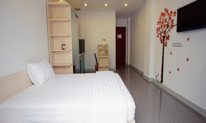 Japanese Style - 1bed Serviced Apartment For Rent In District 1.