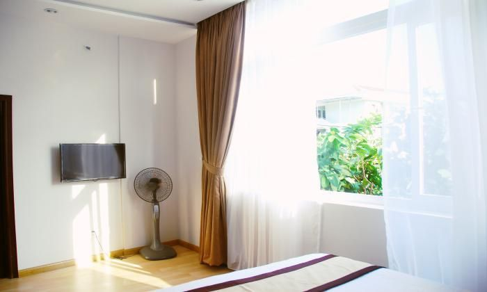 Two Bedrooms Serviced Apartment For Rent in Nguyen Trai St, District 1, HCM City