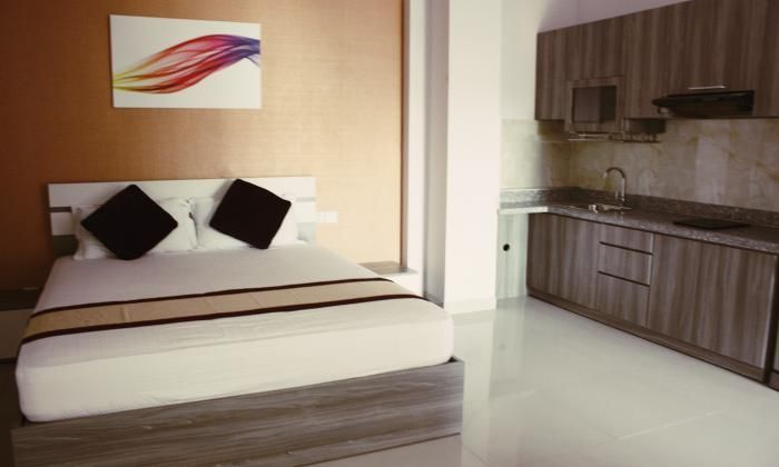 Serviced Apartments For Rent In Middle Of Sai Gon, District 1