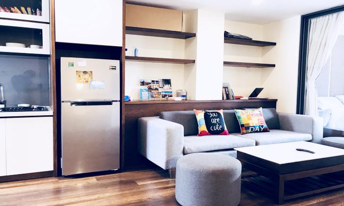 Cozy One Bedroom in COSIANA Serviced Apartment District Ho Chi Minh City