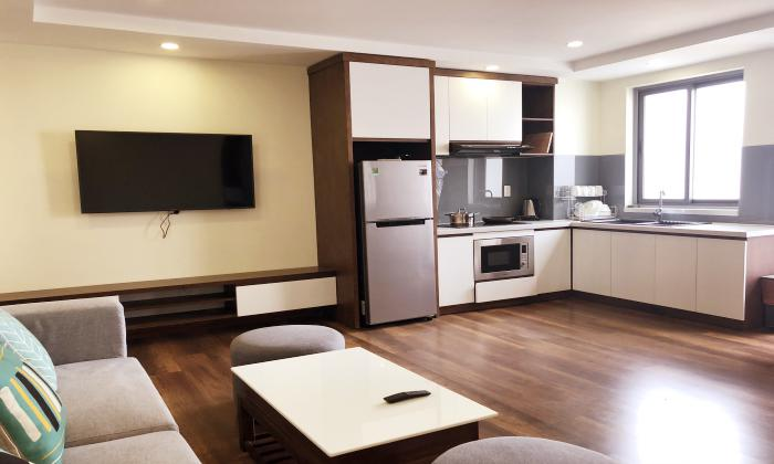 Luxury One Bedroom Apartment For Rent in Dakao District 1 Ho Chi Minh City
