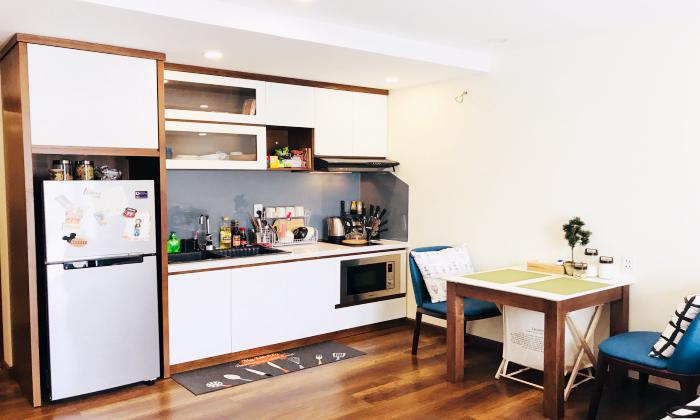 High Quality Studio Cosiana Apartment in Huynh Khuong Ninh St District 1 HCMC