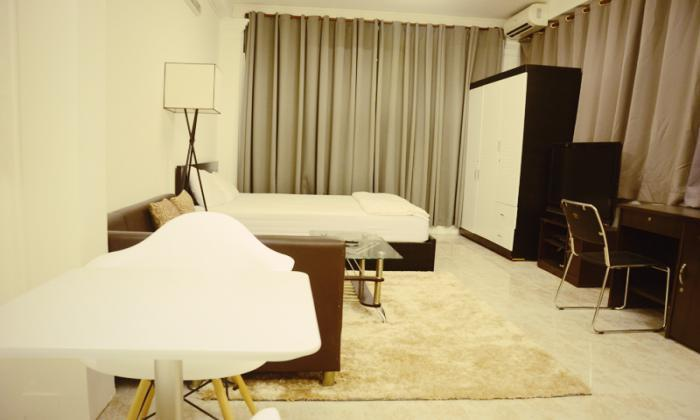 Serviced Apartment For Rent On Calmette Street, Distict 1, HCM City