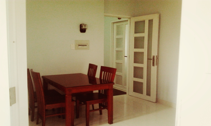 Serviced Apartment For Rent In Center Ho Chi Minh City