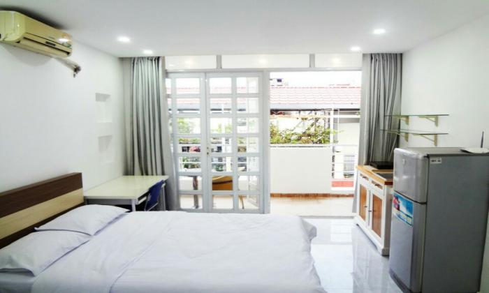 Bright Light Serviced Apartment For Lease in District 1 HCM City