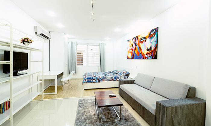 Cute studio apartment for lease in district 1 ho chi minh city for Cute apartments
