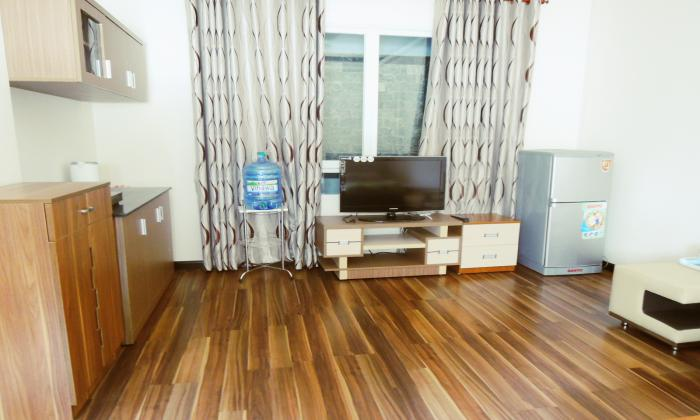Nice Studio Serviced Apartment on Dinh Tien Hoang St, District 1, HCMC