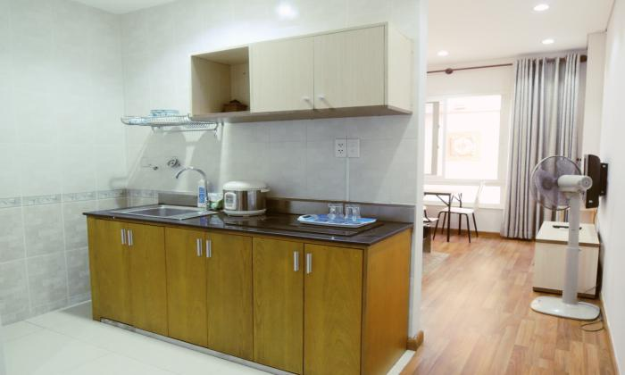 Spacious One Bedroom Serviced Apartment For Rent, District 1 HCM City