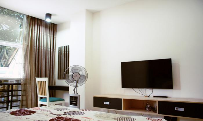 One Bedroom Serviced Apartment For Lease in District 1, HCM City