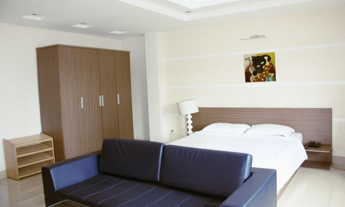 Convenient  Serviced Apartment For Rent In Ho Chi Minh City