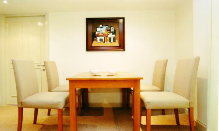 2 Bedrooms Serviced Apartment For Rent, Mac Dinh Chi St, District 1