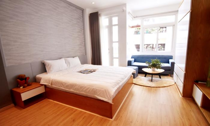 Corporate Serviced Apartment Near Ben Thanh Market For Rent in District 1 Saigon