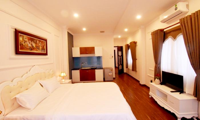 New And Modern Style Serviced Apartment For Lease in District 1 Ho Chi Minh City