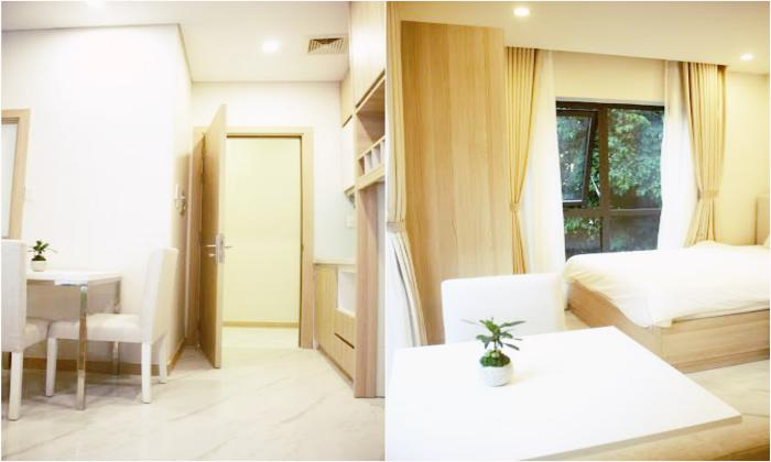 Stunning Studio Apartment For Lease in District 1 HCM City