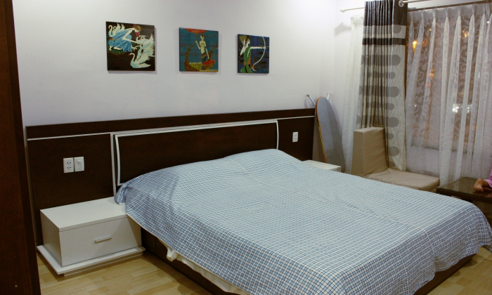 Nice Serviced Apartment For Rent In Center - CBD Ho Chi Minh City
