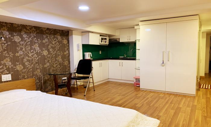 Amazing Studio Apartment For Rent in Nguyen Dinh Chieu Dakao District 1 HCMC