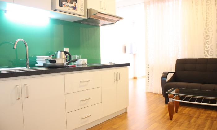 Stunning One Bedroom Serviced Apartment in District 1, HCMC