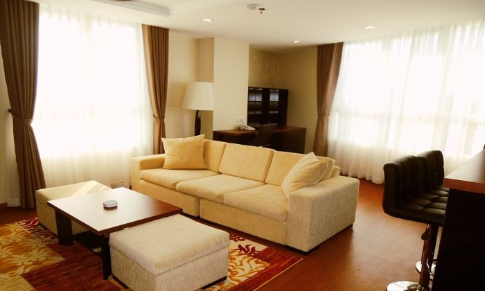 Compass Living  Serviced Apartment For Rent, District 1, HCM City