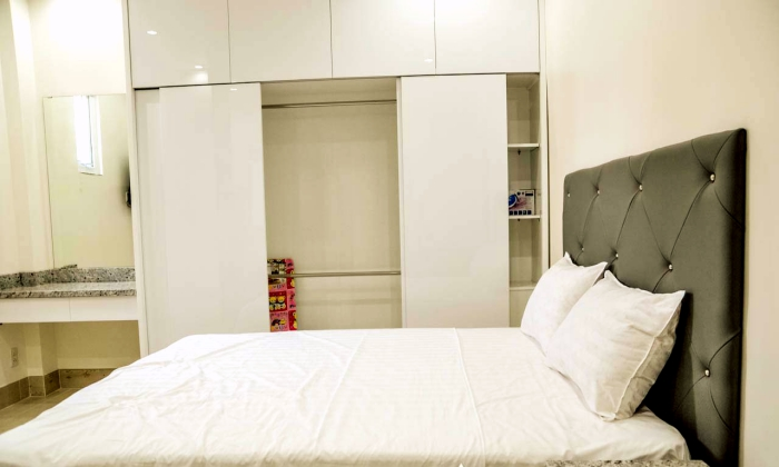 Furnished Studio Serviced Apartment Rentals, Dist 1. Ho Chi Minh City