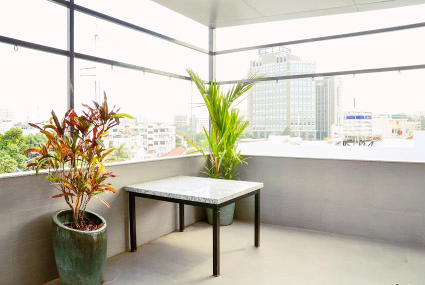 Nice Studio Apartment For Lease in Pham Viet Chanh District 1 HCMC