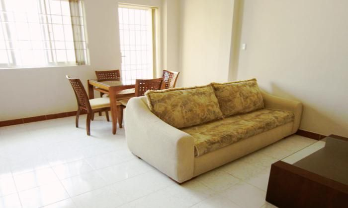 Japanese Style Apartment For Rent On Nguyen Thi Minh Khai St, HCMC