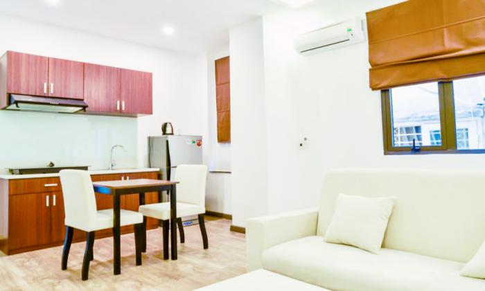 High - Class One Bedroom Serviced Apartment in District 1 HCMC