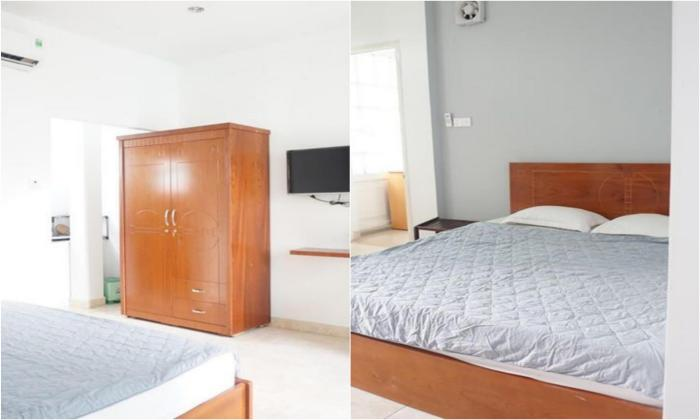 Room Serviced For :Lease in Ho Hao Hon Street, District 1 Ho Chi Minh City