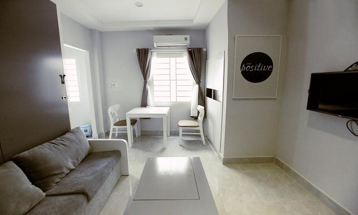 Intelligent  Designed Room Serviced For Rent in District 1 HCMC
