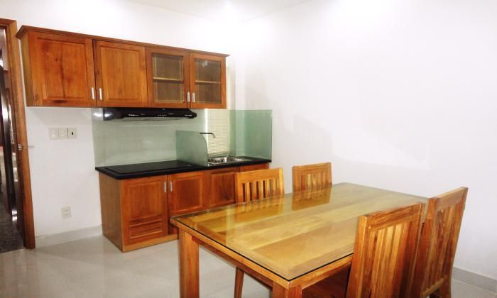 A Serviced Apartment For Rent on Nguyen Trai St, Dist 1, HCMC