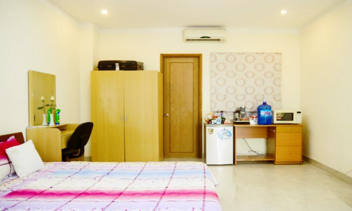 Nice Studio Serviced Apartment For Rent in Vo Thi Sau District 1 HCMC