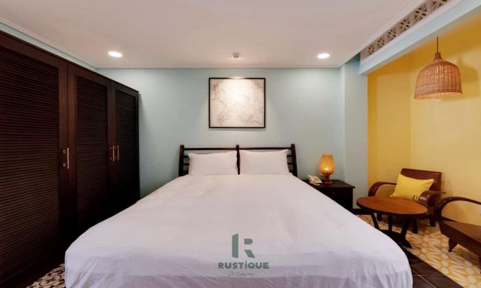 Saigon Homes Serviced Apartment For Rent in Nguyen Phi Khanh District 1 HCMC